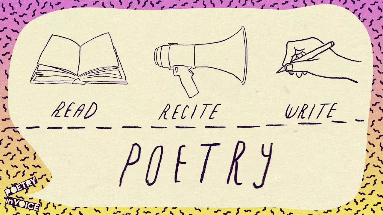 Embedded thumbnail for Welcome to Poetry In Voice!