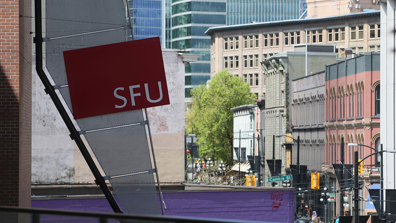 The 2014 National Finals took place at SFU Goldcorp Centre's Fei and Milton Wong Experimental Theatre.