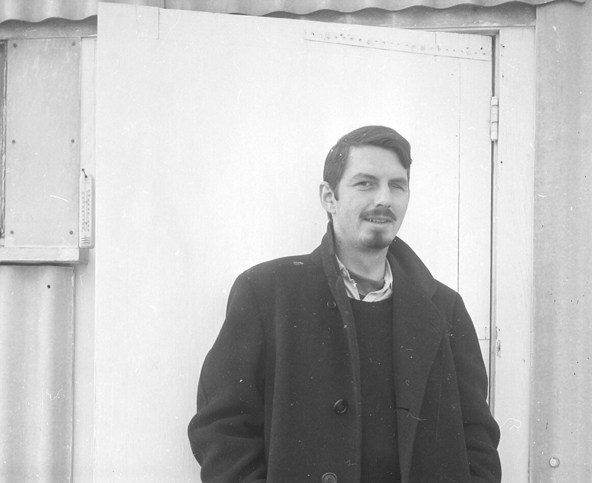 Robert Creeley's picture
