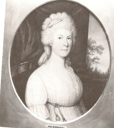 Anna Laetitia Barbauld