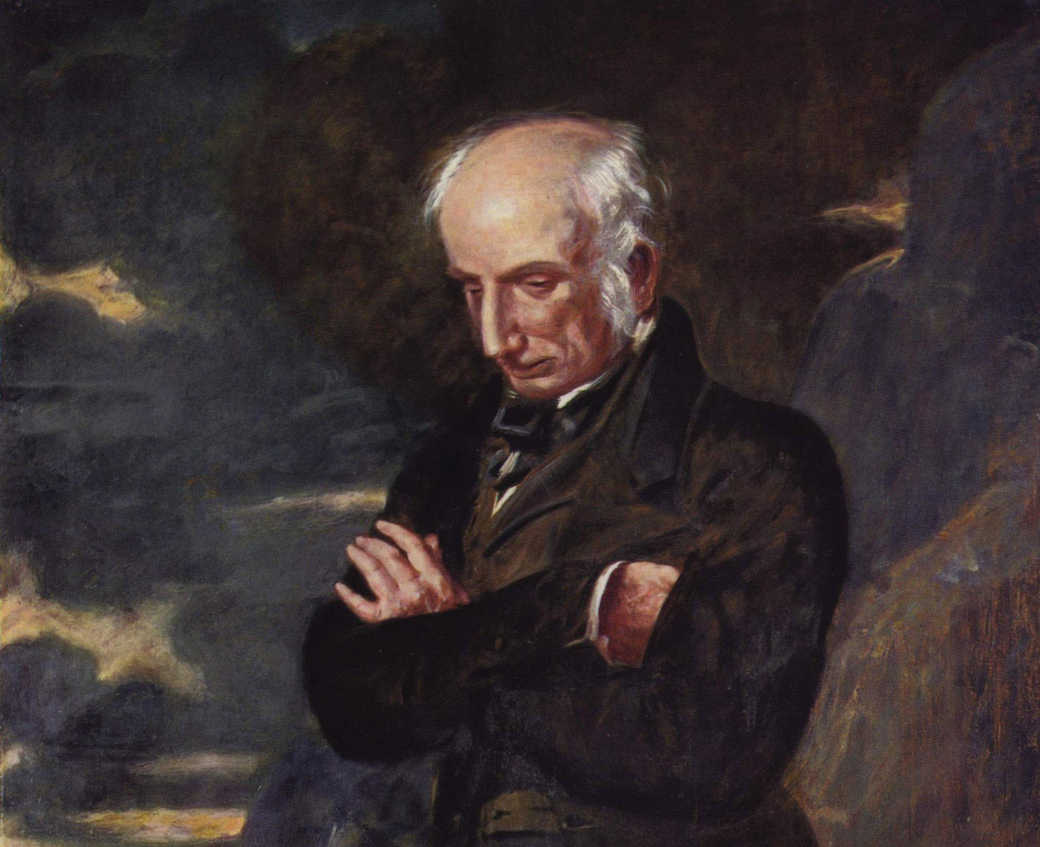 william wordsworths philosophy of simple living draws attention Reorienting attention to the cultural invention of mixed race from the  fleischner draws upon a range of  until the spring of 1841 he lived a simple,.