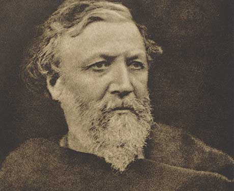 Robert Browning's picture