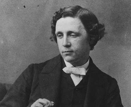 Lewis Carroll's picture
