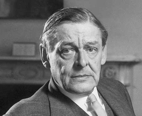 T. S. Eliot's picture