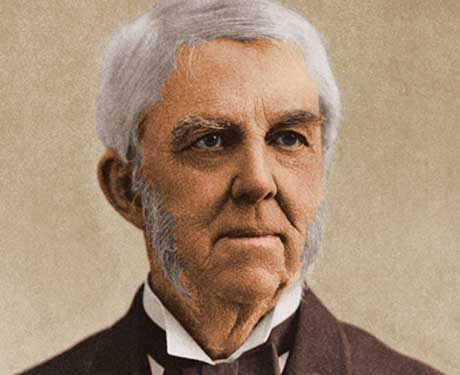 Oliver Wendell Holmes's picture