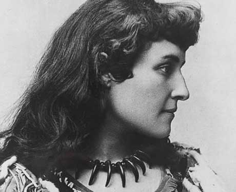E. Pauline Johnson's picture