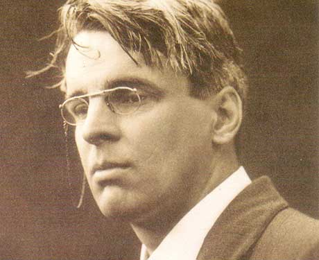 William Butler Yeats's picture