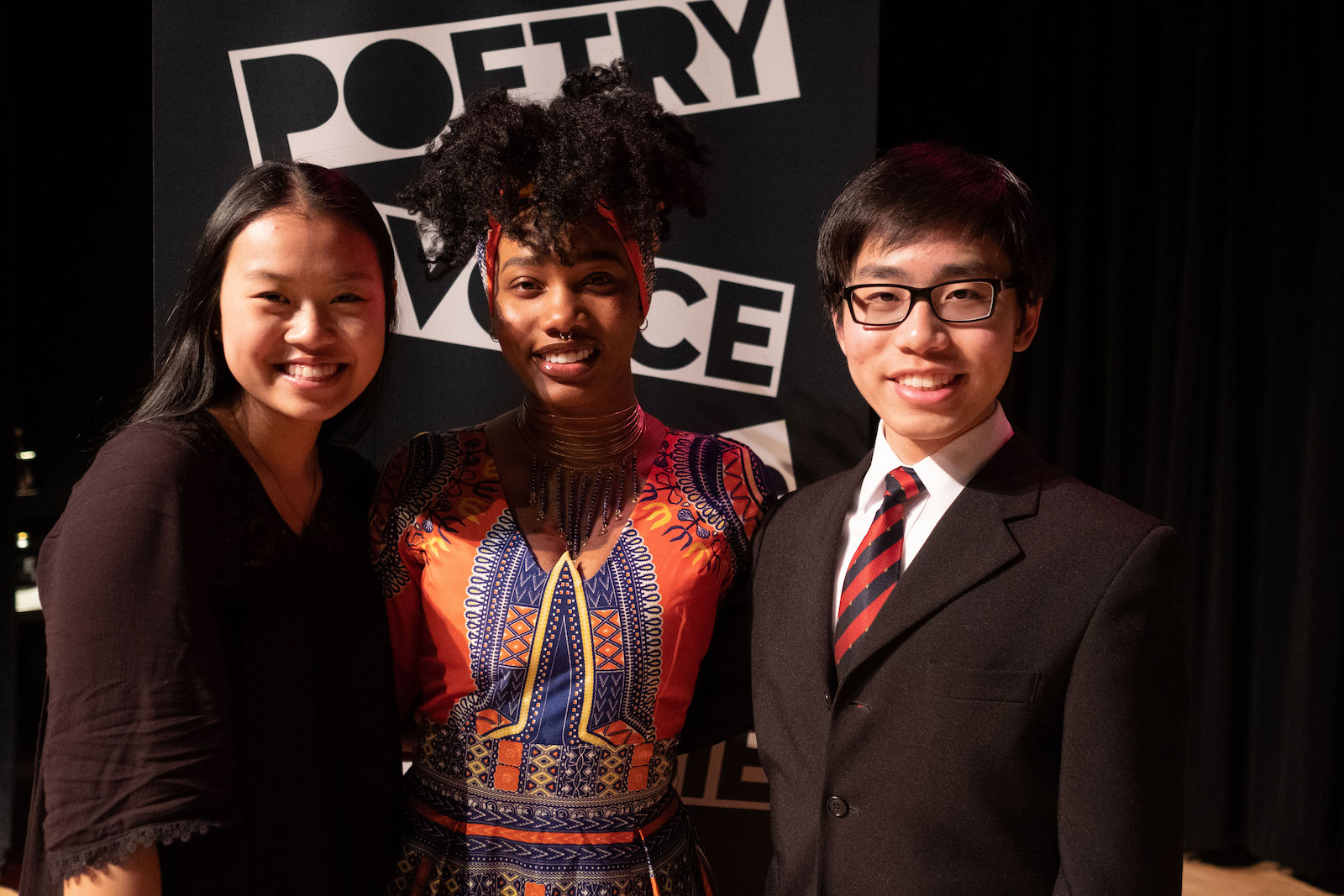 Students win $25,000 in national poetry recitation