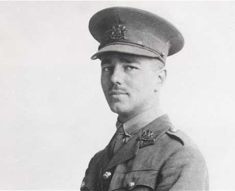 wilfred owen the last laugh analysis