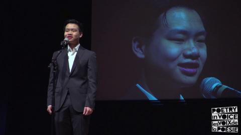 "Embedded thumbnail for William Zhang: ""But I'm No One"" by Weyman Chan"