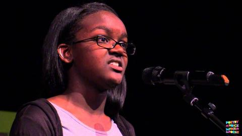 """Embedded thumbnail for Tiffany Toussaint: """"Mean Drunk Poem"""" by Sharon Thesen"""