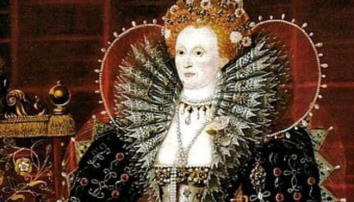 Queen Elizabeth I's picture