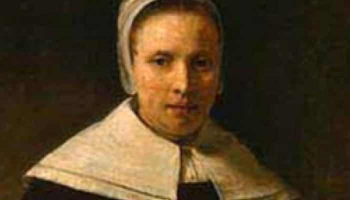 Anne Bradstreet's picture
