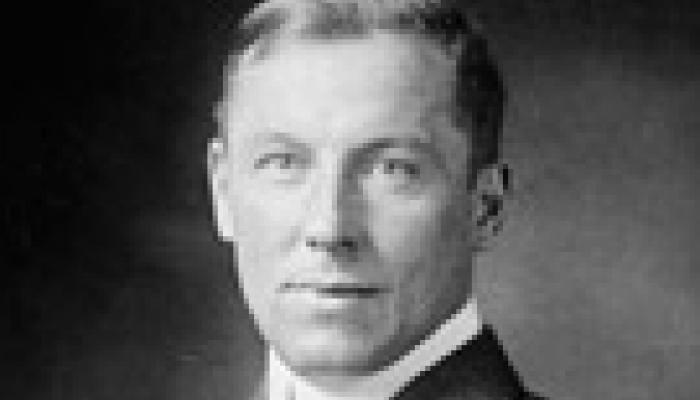 Robert W. Service's picture