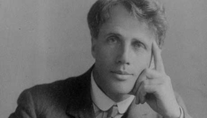 Robert Frost's picture