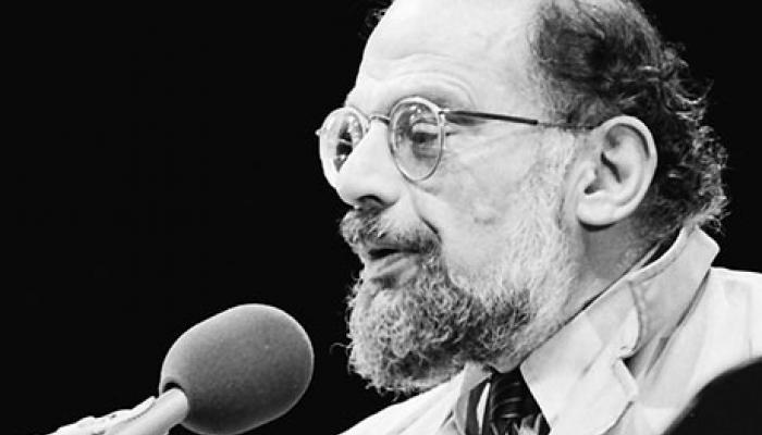 Allen Ginsberg's picture