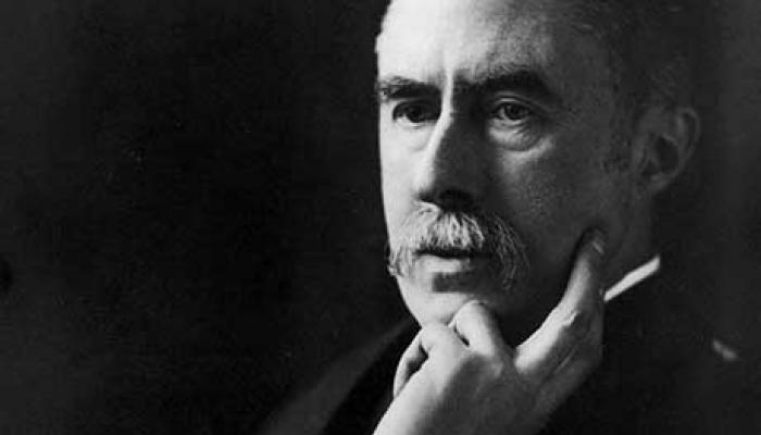 A. E. Housman's picture