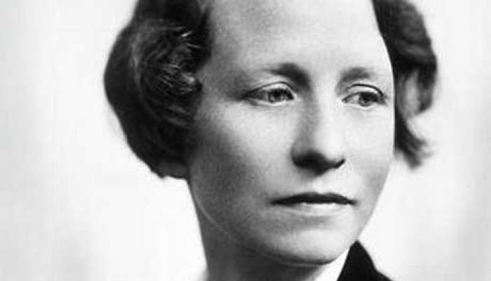 Edna St. Vincent Millay's picture