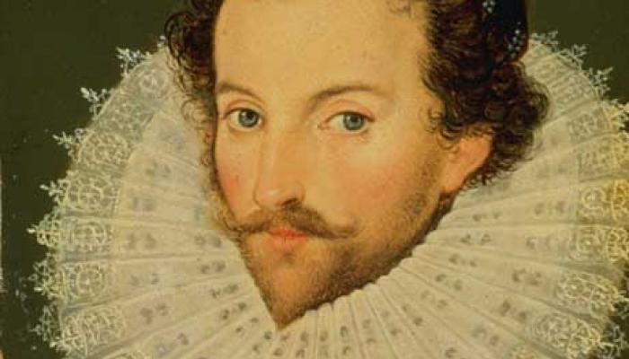 Sir Walter Raleigh's picture