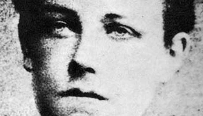 Arthur Rimbaud's picture