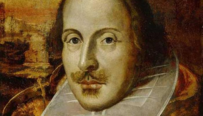 William Shakespeare's picture