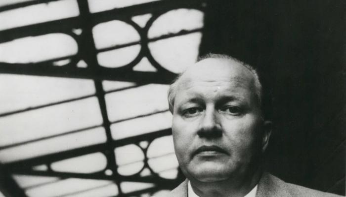 Theodore Roethke's picture