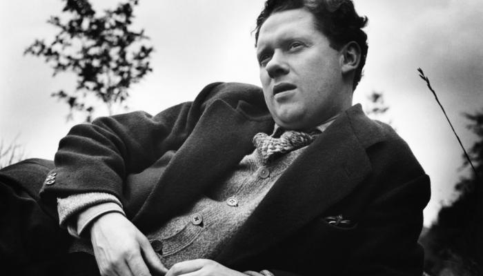 Dylan Thomas's picture