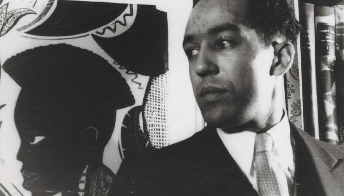 Langston Hughes's picture