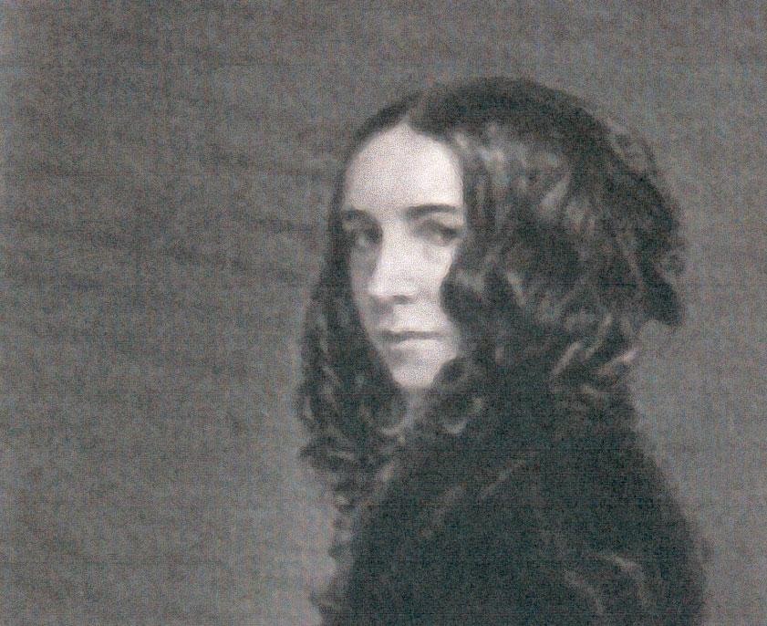 elizabet barret browning During the years of her marriage to robert browning, her literary reputation far  surpassed that of her  black and white illustration of elizabeth barrett browning.
