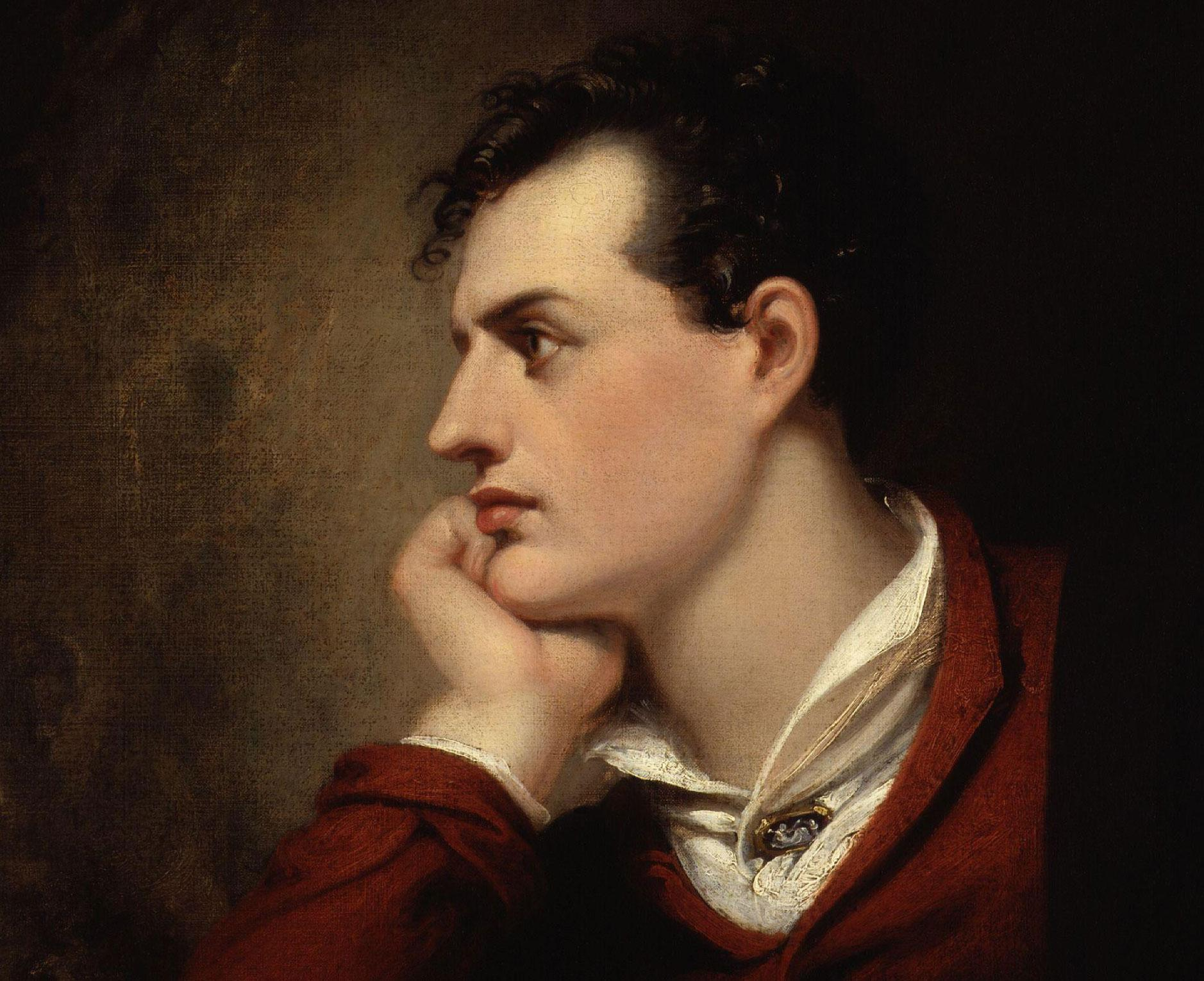 an interpretation of she walks in beauty a poem by george gordon and lord byron Lord byron (george gordon byron) lord byron's most famous poems include the curse of minerva she walks in beauty.
