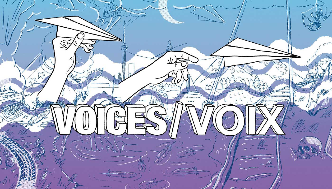 VOICES/VOIX Poetry Journal